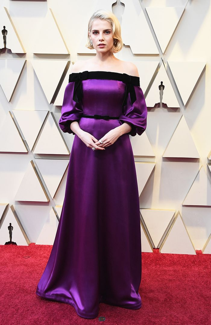 The Best Academy Awards Red Carpet Looks 2019 Who What