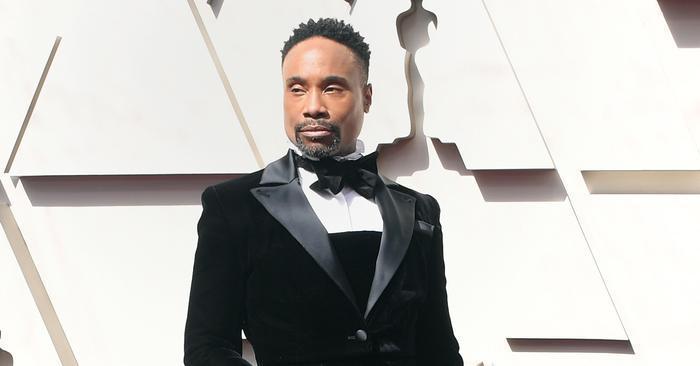 Billy Porter's Epic Tuxedo Gown Already Won the Oscars