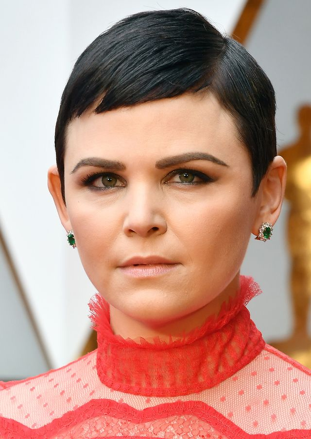 Ginnifer Goodwin best haircuts for every face shape