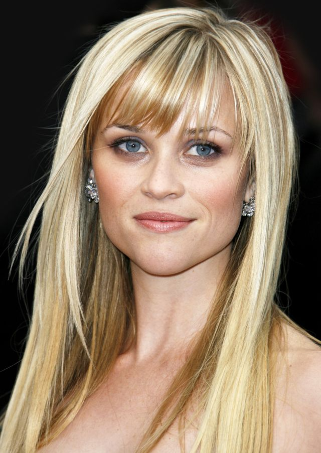 Reese Witherspoon best haircuts for every face shape