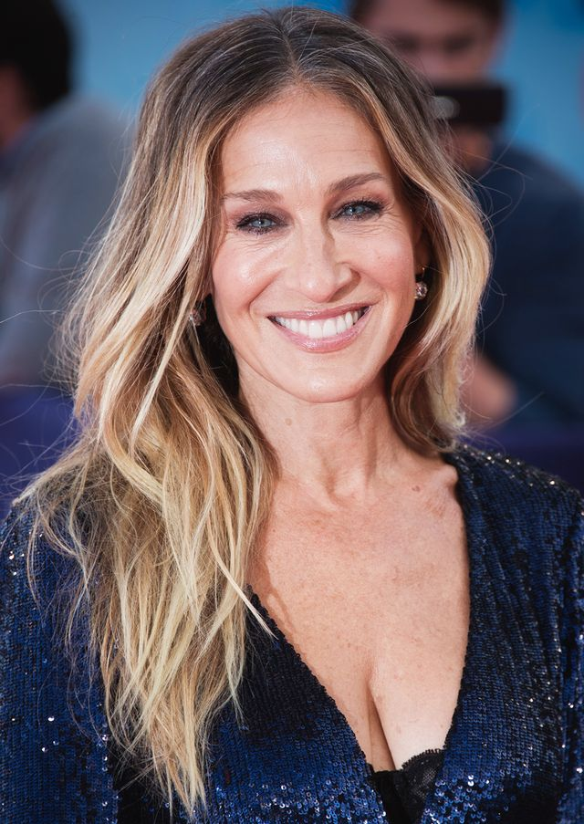 Sarah Jessica Parker best haircuts for every face shape