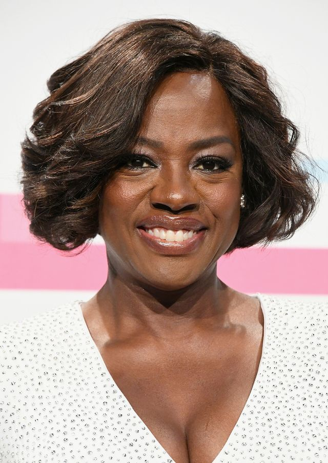 Viola Davis best haircuts for every face shape