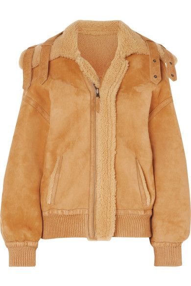 Arjé Reversible Shearling Jacket