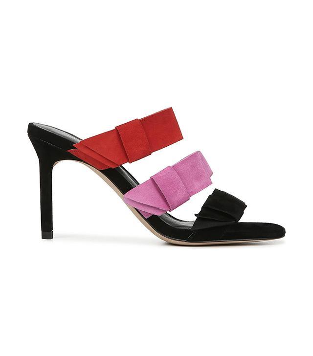 Diane von Furstenberg Amari Triple Strap Sandals