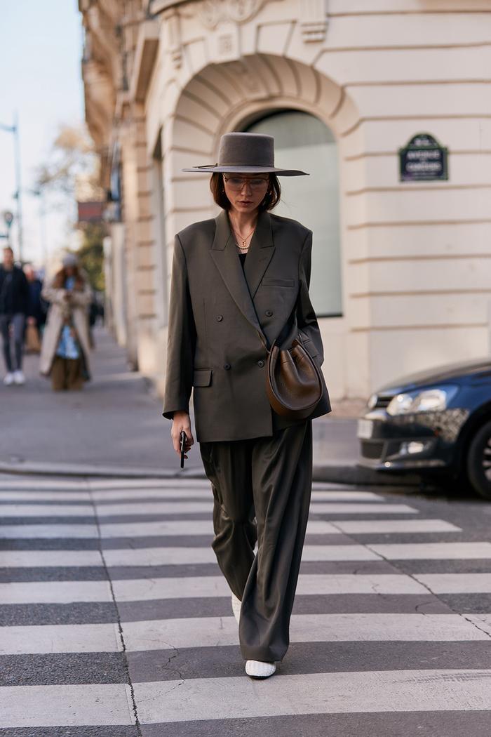 Paris Fashion Week Street Style February 2019 Who What Wear Uk
