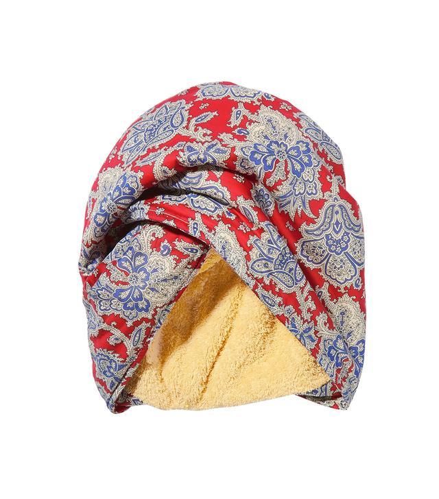 Etro Printed Canvas Turban