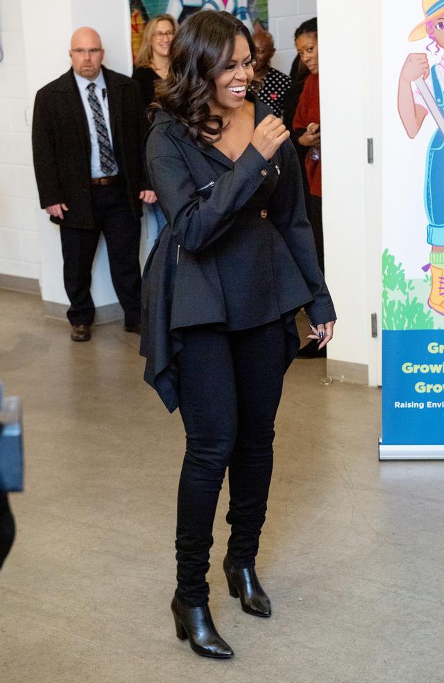 Michelle Obama's Favorite Shoe Brands