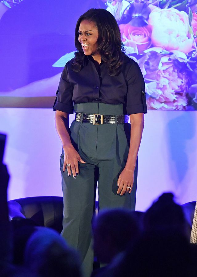 Michelle Obama Wearing Givenchy