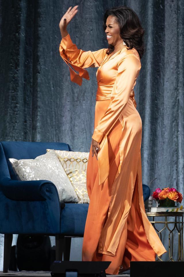 Michelle Obama's Favorite Fashion Trends