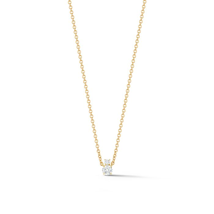 382a32aadfe7a 22 Floating Diamond Necklaces for Every Occasion | Who What Wear