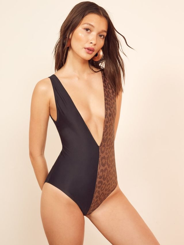 Reformation Riviera One Piece