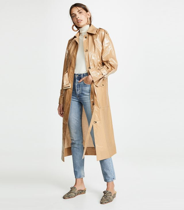 Rejina Pyo Wren Trench Coat