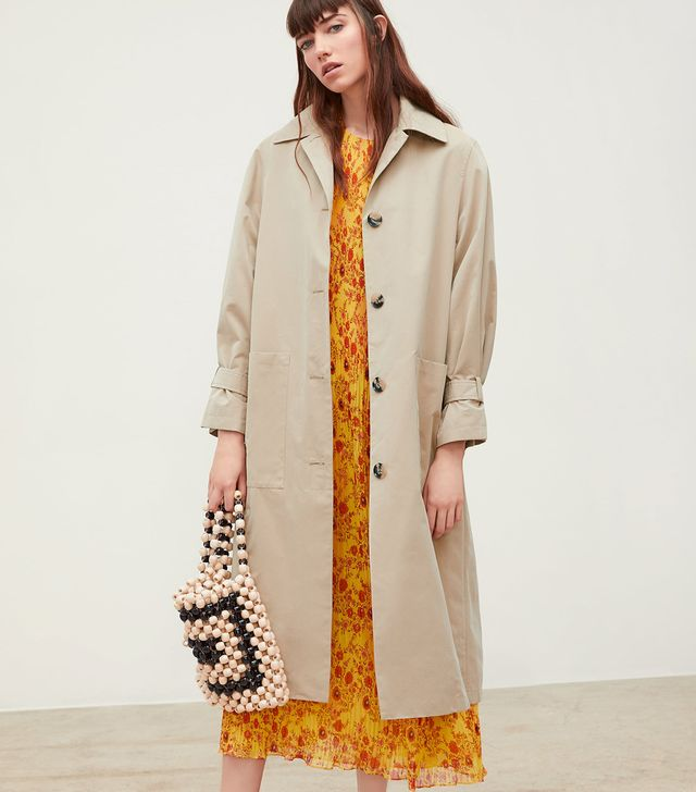 Zara Oversized Trench Coat
