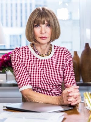 Anna Wintour Reveals What You Should Never Wear to a Job Interview