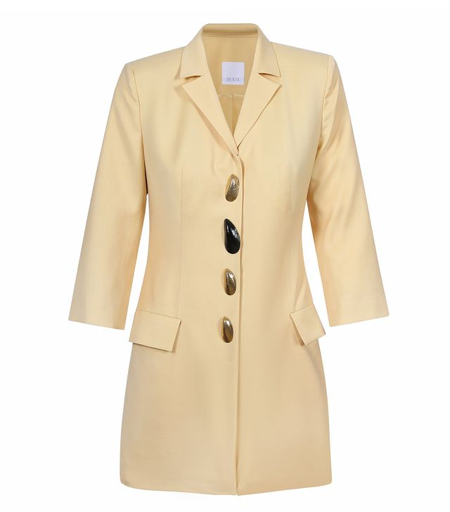 Bevza Close-Fitted Jacket