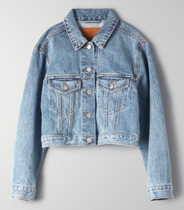 Denim Forum The Tina Crop Jacket