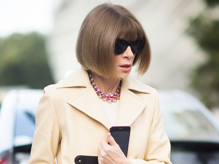 The 5 Basics Everyone Should Own, According to Anna Wintour