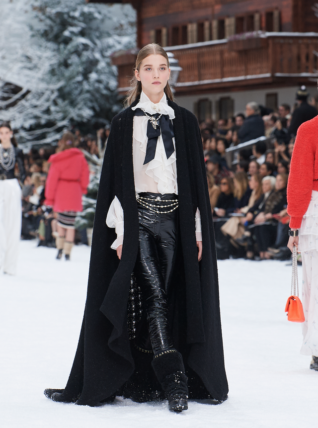 Chanel Fall 2019 Runway Show