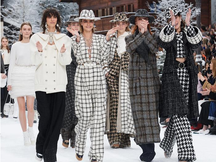 Inside Karl Lagerfeld\u0027s Last Show for Chanel