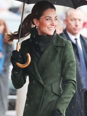 Is it Just Us, or Does Kate Middleton Always Wear This One Colour?