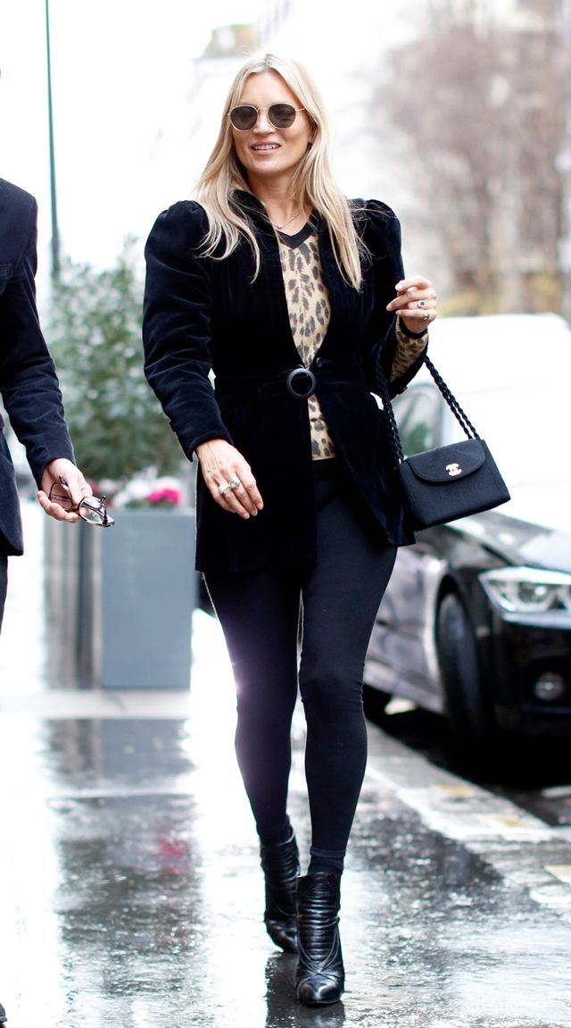 Kate Moss skinny jeans