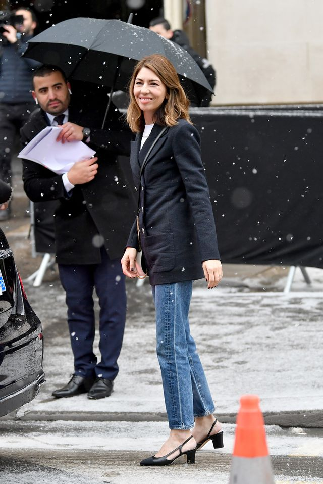 How to wear jeans in Paris