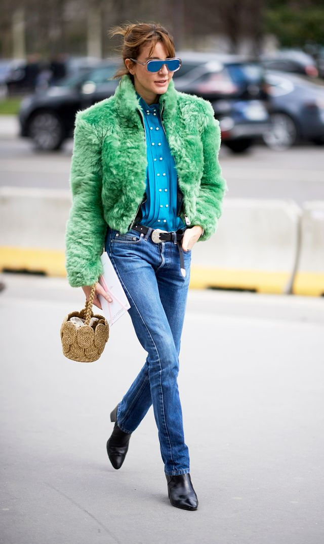 Denim outfits for women over 40