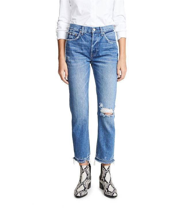 Trave Constance Straight Jeans