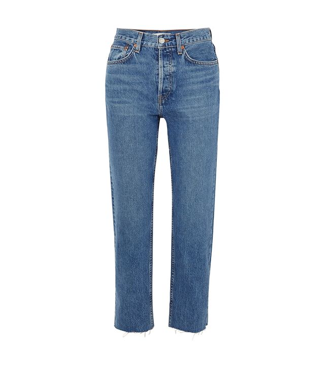 Re/Done Originals Stovepipe Jeans