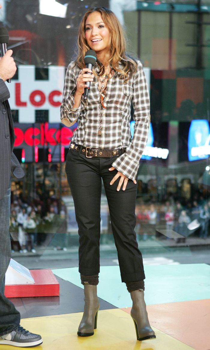 The Best Of Jennifer Lopezs Style In Her 40s Who What Wear