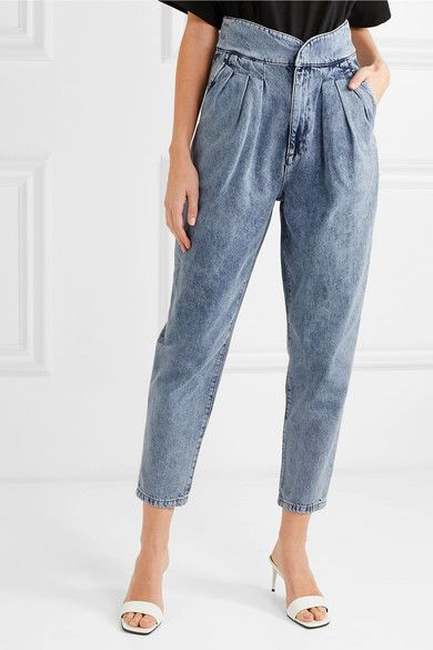 fc0e4d3e298a5 80s Jeans Are Back, and We Found the Outfits to Prove It   Who What Wear