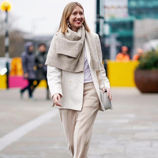 Lisa Aiken's Street Style in London