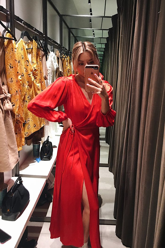 a1b19b20 Shop 12 the Best Spring Dresses at Zara in 2019 | Who What Wear