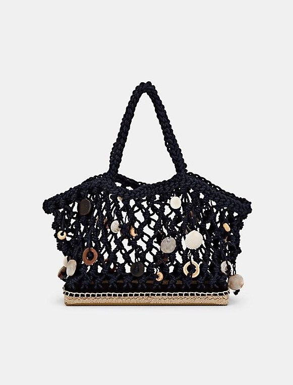 Altuzarra Espadrille Small Rope Tote Bag