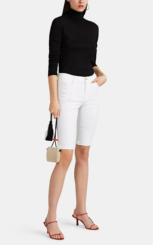 J Brand Denim Bermuda Shorts