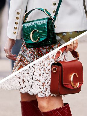 The New Logo It Bag Your Most Stylish Friend Is Already Saving For