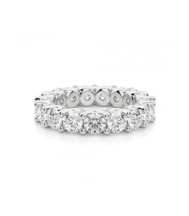 Diamond Nexus Oasis Bold Eternity Band