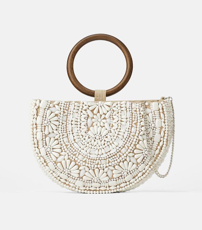 a4719da4facc 19 Pretty Zara Bags That Are Under $100 | Who What Wear