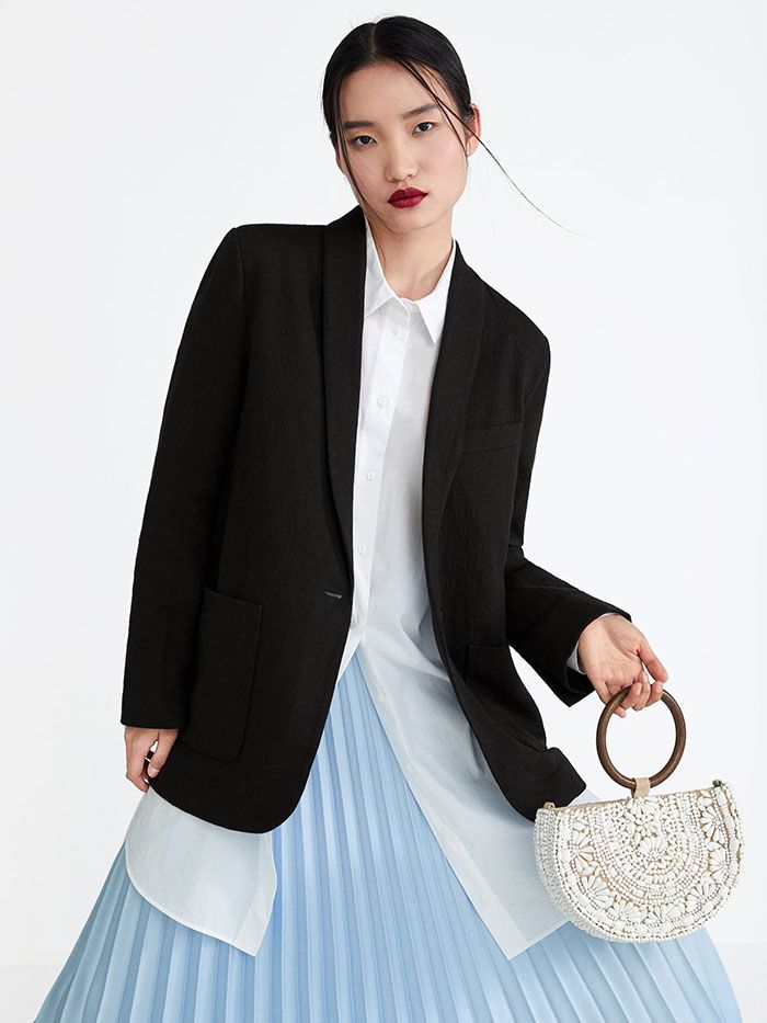 ce47306debe51 19 Pretty Zara Bags That Are Under $100 | Who What Wear
