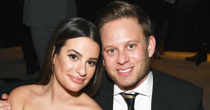 Lea Michele Just Got Married In A Jaw Dropping Wedding