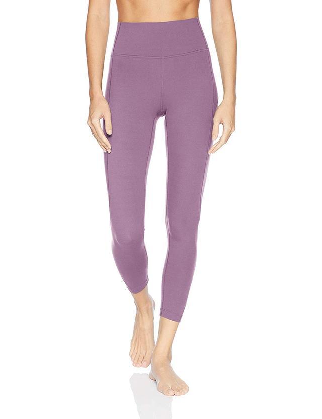Core 10 Nearly Naked Lightweight Yoga High Waist Crop Legging
