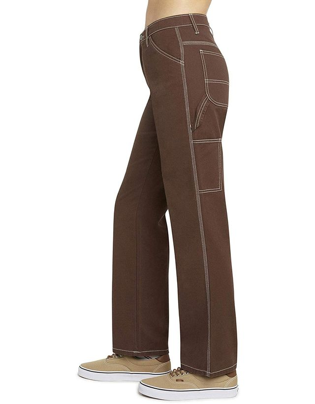 Dickies Relaxed Fit High-Rise Twill Carpenter Pants