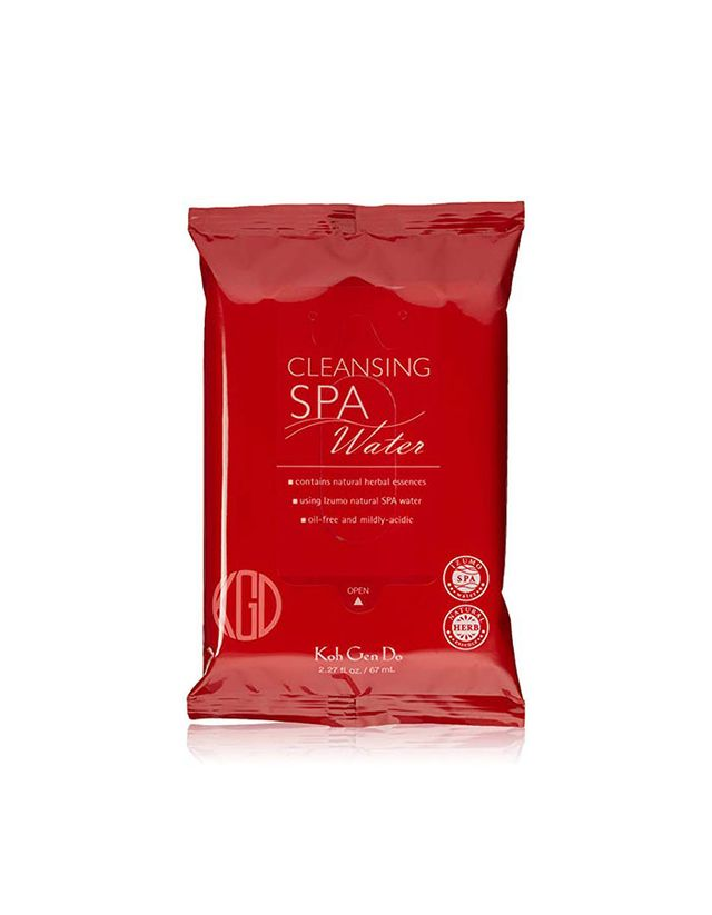 Koh Gen Do Spa Cleansing Water Cloths