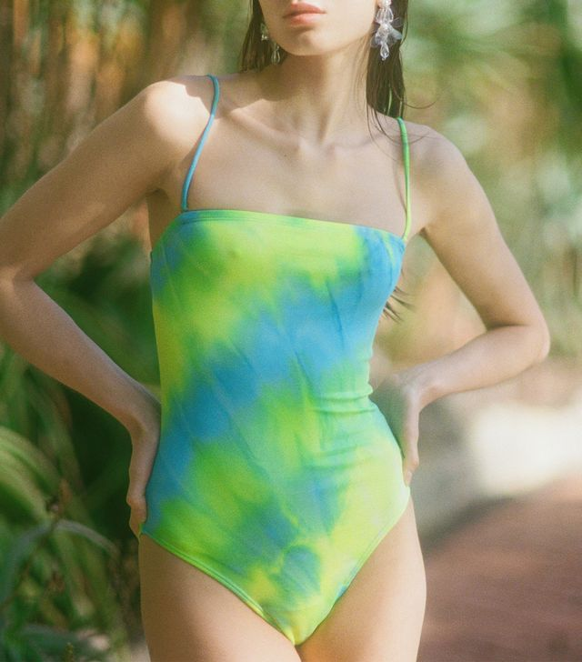 Reformation Coast One Piece