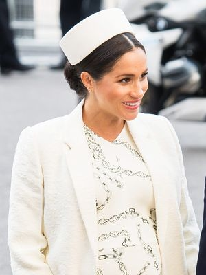 Meghan Markle Wore the '80s Trend Zara Made Famous Again