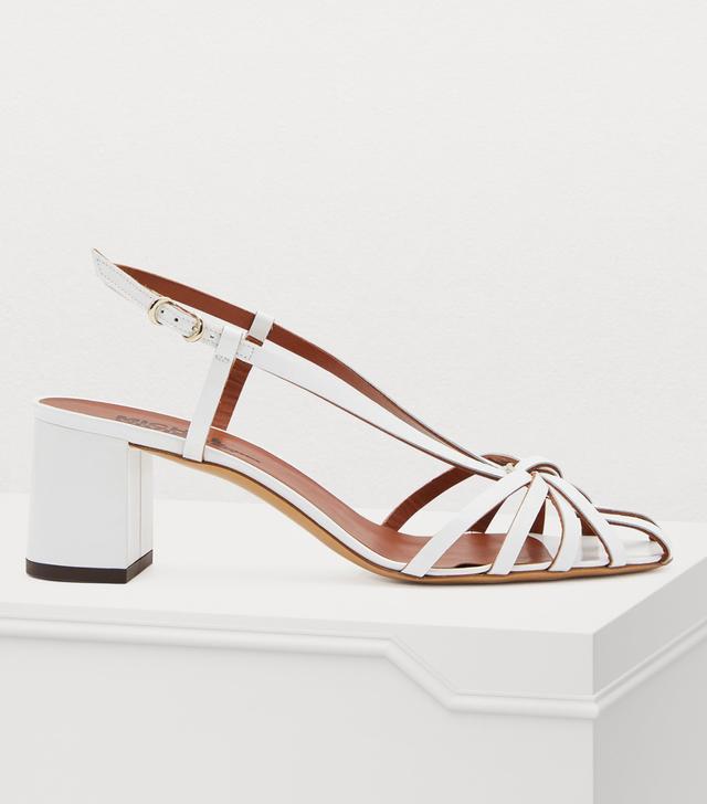 Michel Vivien Loulou sandals