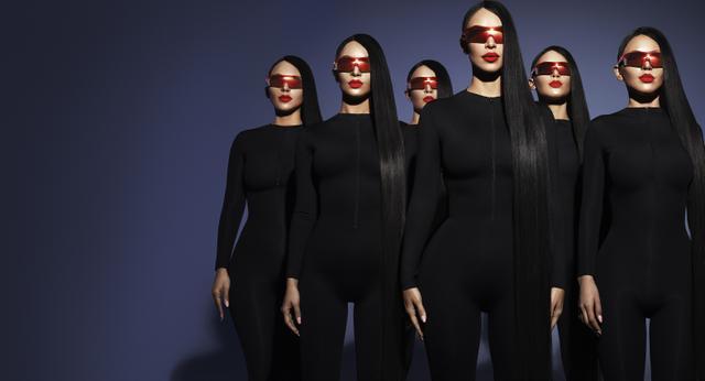 See Kim Kardashian's New Sunglasses