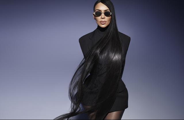 Kim Kardashian Sunglasses Collab With Carolina Lemke