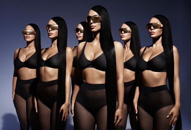 See Kim Kardashian's Carolina Lemke Collaboration