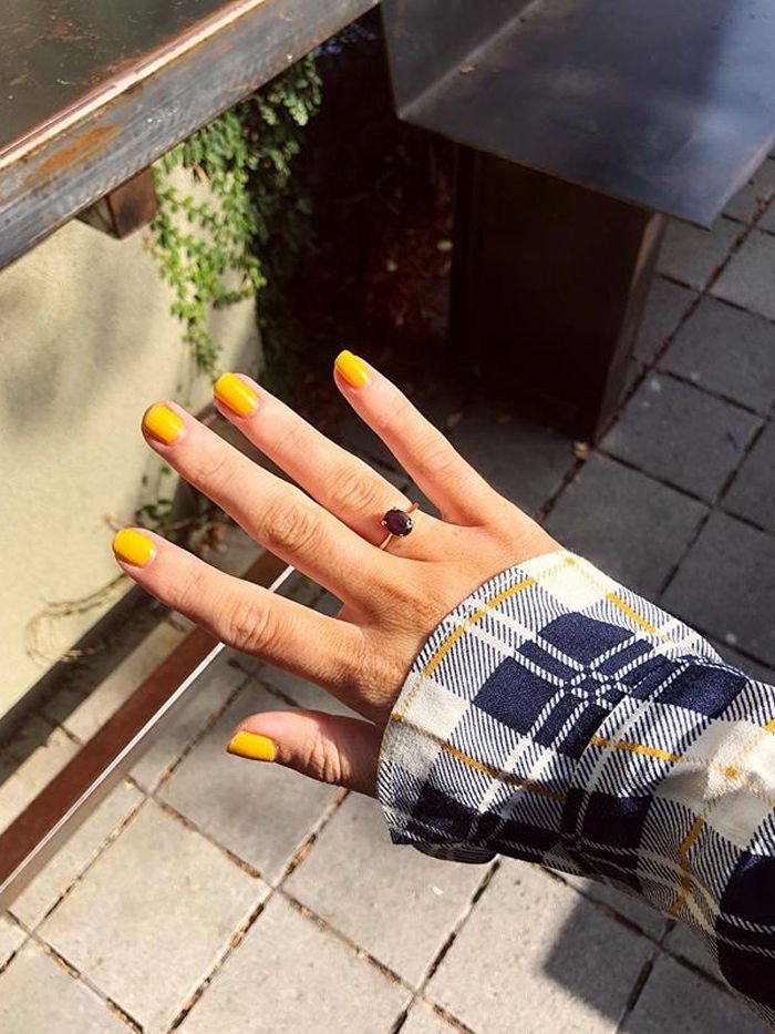 8 Spring Nail Ideas, According to Your Taste in Rings | Who What Wear